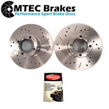 Eicher EBD1035 Front Right Left Brake Disc Kit 2 Pieces 213mm Diameter Solid