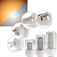 3W 5W 7W E27 E14 G9 GU10 SMD5630 LED Lampe Ampoule Maïs Blanc/Chaud AC220-240V