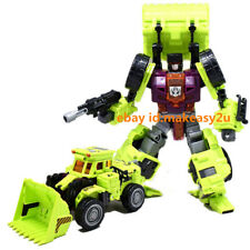 "Weijiang Devastator Robots Scrapper Action Figure Toy 8"" New without Box"