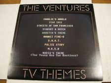 The Ventures/ TV Themes/ Liberty/ 1984/ Canada/ NM-