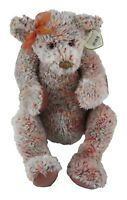 Ty Classis 2002 Razzmatazz Multi-Color Plush Stuffed Bear Toy Animal 17""