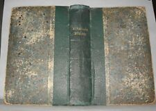 Charles Dickens BOOK  Nicholas Nickleby 1st Edition- HB, 1839, Chapman And Hall