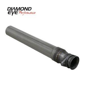 Diamond Eye Exhaust Pipe, 1994-1997.5 Ford 7.3L Powerstroke F250/F350 (All Cab