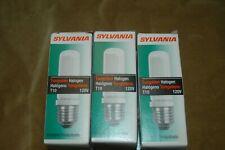 LOT OF (6) SYLVANIA 250T10/HAL/F, 18853 ,Bulb 120 volt, 250 watt