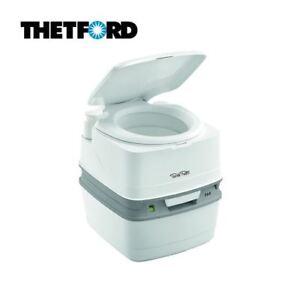Thetford Porta Potti Qube 365 Portable Camping Caravan Boat Toilet White 92820