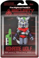 Funko Action Figure: Five Nights at Freddy's, Security Breach - Roxanne Wolf, Mu