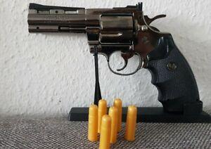 PYTHON  Revolver Feuerzeug Pistole Sturmfeuerzeug Pistolenfeuerzeug Restposten