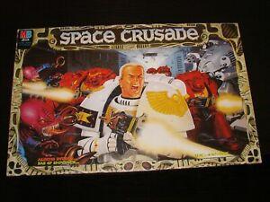 SPACE CRUSADE FR Complet - MB Games Workshop Warhammer 40000