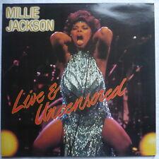 MILLIE JACKSON - Live & uncensored - DLP