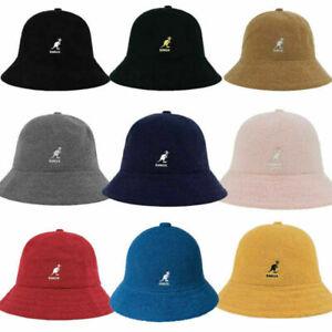 Hip-Hop Fashion Classic Kangol Bermuda Casual Bucket Hat CapSports Hat