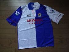 Blackburn Rovers 100% Original Jersey Shirt L(40/42) 1992/93 Home NWOT NEW Rare