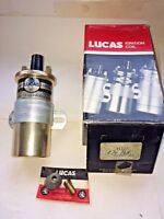 NOS Lucas Power Plus Coil Jaguar XKE Aston Martin Rolls Royce 45227 16P6 NEW