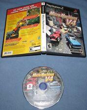 Micro Machines V4 RARE (Sony PlayStation 2, 2006)