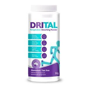 DriTal Antiperspirant Powder 50g (Prantal)
