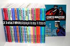 COLLEZIONE CORTO MALTESE DAL 1 AL 27 COMPLETA CORRIERE SERA EDITORE NUOVI