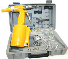 Pneumatic Air Hydraulic Pop Rivet Gun Riveter Riveting 3/16