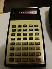 Texas Instruments TI Business Analyst-1 Calculator W/Case Vintage ATA391