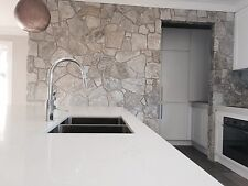 Platinum Grey Free Form Stone Wall Cladding Tiles