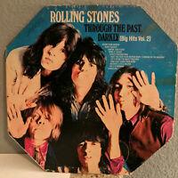 "ROLLING STONES - Through The Past Darkly (Big Hits v2)- 12"" Vinyl Record LP - VG"