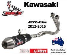 Kawasaki ER6N / ER6F ER6 2012-2013-2014-2015-2016 S/D Full system exhaust