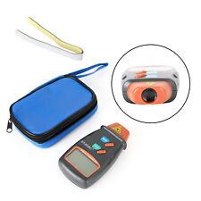 Digital Tachometer Non Contact Laser Photo Tach Rpm Tester Handheld Gauge Toole4