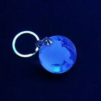 Dome Hanging Pendants Creative Crystal Glass Globe World Key Chain Student gifts