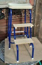 kitchen stool with folding steps