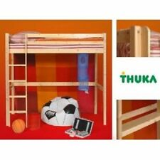 Cameretta bambini letto a soppalco + rete letto FLEXA Basic