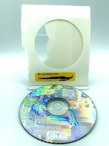 Microsoft Windows XP Professional Version 2002  w/Product Key HTF Version