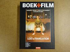 DVD + BOEK / LOST IN TRANSLATION ( BILL MURRAY, SCARLETT JOHANSSON )