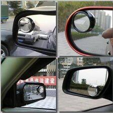 Hot Discounted Car Rear View Mirror 360° Rotating Wide Angle Convex Blind Spot
