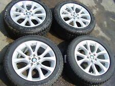 4x ALUFELGEN BMW X5 F15 Original V-Speiche 450 6853954 9x19Zoll ET48 FAST NEU