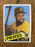 1985 PITTSBURGH PIRATES Topps COMPLETE MLB Team Set 26 Cards MADLOCK TEKULVE RAY