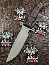 Busse Combat Team Gemini Mini A2 Special Edition Discontinued Sage/Maroon