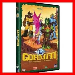 NEUF SOUS BLISTER ! DVD GORMITI VOLUME 3 - SAISON 1