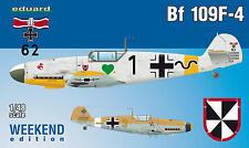 Eduard 1/48 BF 109F-4 # K84146