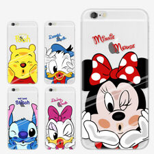New Disney Cartoon Soft TPU Rubber Phone Shell Case Back Cover for Various Phone