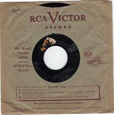LANZA, Mario  (A Night To Remember)  RCA 47-6915 = VINTAGE RECORD