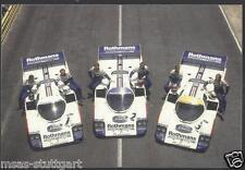 Porsche 956 Le Mans Set ROTHMANS Ltd. Museum Edición 1000 BREKINA 1:87