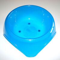 Gamelle pour Chiens Animaux FRISKIES Plastiques Taille : 19,5 cm Bleu NEUF