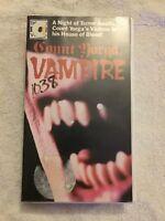 Count Yorga, Vampire (VHS, 1991)