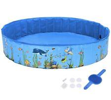 New listing Plastic Swimming Pool Pet Pool Kids Swimming Pool 11 00006000  X 47 Inches