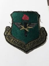patch armee USAF vietnam AIR TRAINING COMMAND ORIGINAL