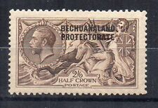 More details for bechuanaland protectorate 1915 2s 6d gb