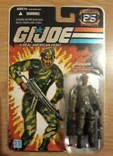 G.I. Joe 25th Anniversary Sgt. Stalker - Silver foil card