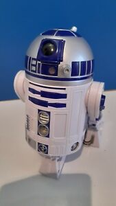 Star Wars Moving Talking R2-D2 26cm  Toy Droid moves when hands clapped