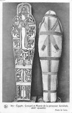BR53857 Egypte Lijkkist en mummie van de prinses Isimkheb    Egypt