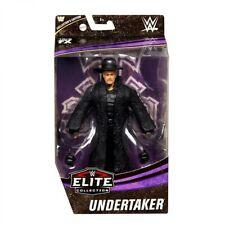 2X Wwe mattel elite undertaker EXCLUSIVE