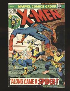 X-Men # 83 VG/Fine Cond.