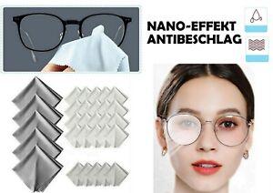 Antibeschlag Brillentuch Putztuch Reinigungstuch Anti Fog beschlagene Brille NEU